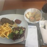 Photo de Restaurant Blixx im Atlantic Hotel Airport