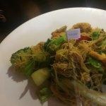 Singapore Vegan noodles