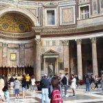 The Pantheon Rome, April 2017.