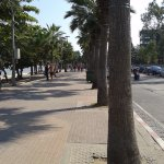Beach Road Pattaya and promenade