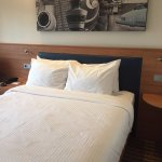 Very nice beds