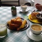 Buffet de Café da Manha.