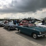 70+ classic cars arrive