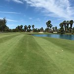 Very nice course Great pro shop attendant, we got on early Course in great shape! Greens fast Ch