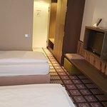 Zimmer + Park in der Nähe des Hotels