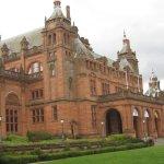 Argyle Street Entrance - Kelvingrove, Glasgow