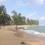 Wijayama Beach, Dalawella