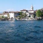 Island of the Fishermen (Isola dei Pescatori) Foto
