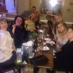 A truly enjoyable night 🎉🇮🇹🎂 amazing food, amazing staff, would highly recommend you check t