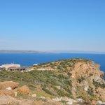 cliff near to sea