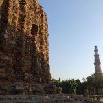 Alai Minar Stands Close to Qutub Minar