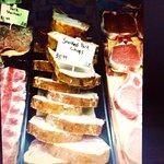 Took home some smoked pork chops YUM ~~