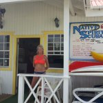 The Dive shop, located in the Raddison