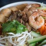 Bun (rice noodle bowls)