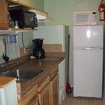 Room #22 - kitchenette
