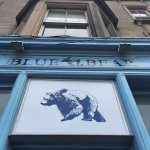Fantastic brunch at The Blue Bear.   Would really recommend The Hector - a very unique and speci