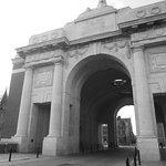 The Menin Gate Memorial