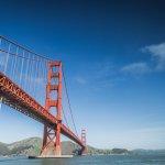 Golden Gate vista desde abajo