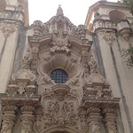 The architecture of Balboa Park