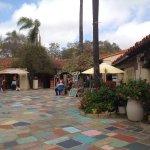 Spanish Village in Balboa