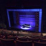Mezzanine view of stage
