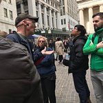 Photo of Wall Street Walks