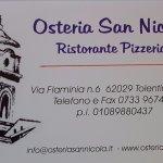 Photo of Osteria San Nicola