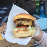The Chewy Burger