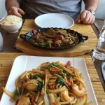 Thairiffic food simply beautiful all be back very some unbelievable food and great service well