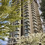 Westin Bayshore tower section