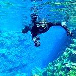 Snorkeling in Silfra at Thingvellir National Park