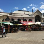 Montevideo Old City Market