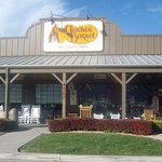 Front entrance, Cracker Barrel, Springville, UT