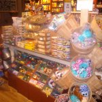 Goodies galore at Cracker Barrel, Springville, UT