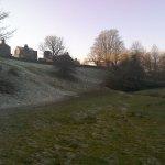 Winter time in Hebden