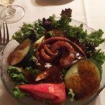House Salad with Poppy Seed Dressing