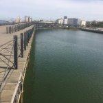MUELLE RIO TINTO. Un paseo agradable que vale la pena realizar