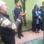 Dervish Baba explaining