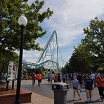 Our new top ride Fury 325