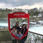 Foto di Rhine Falls