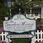 Foto de The Garden House Bed & Breakfast