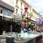 Photo of Cuba Street District