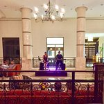 Evening live music in the main lobby
