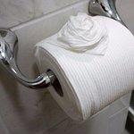 Toilet Paper Rose