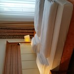 Grest room..jr. suite, watzmann.  In the livingroom a convertible for our teenage grandchild.  O