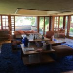 A fascinating look at Frank Lloyd Wright's home.