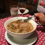 Duck Noodle Soup.
