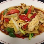 Chicken Cashew.
