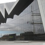 Riverside Entrance - Riverside Museum, Glasgow