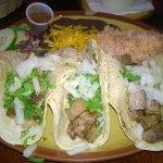 Tacos de Lengua (beef tongue)